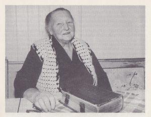 """Det eneste de """"lemnat"""" var familiens gamle bibel."""