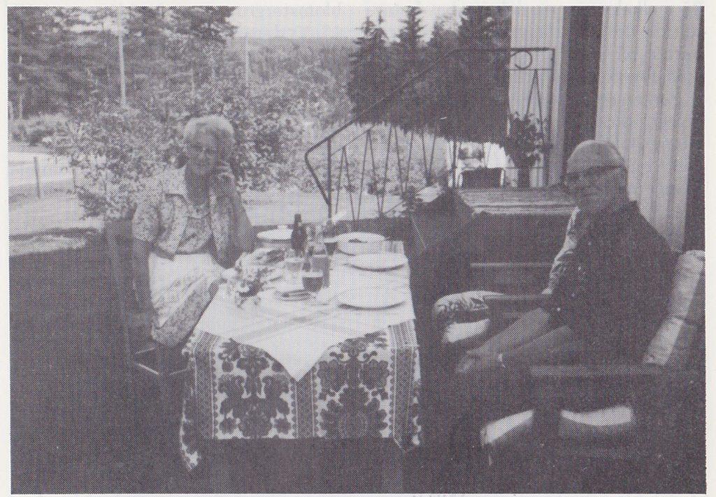 Ellen og Kåre Løvlund