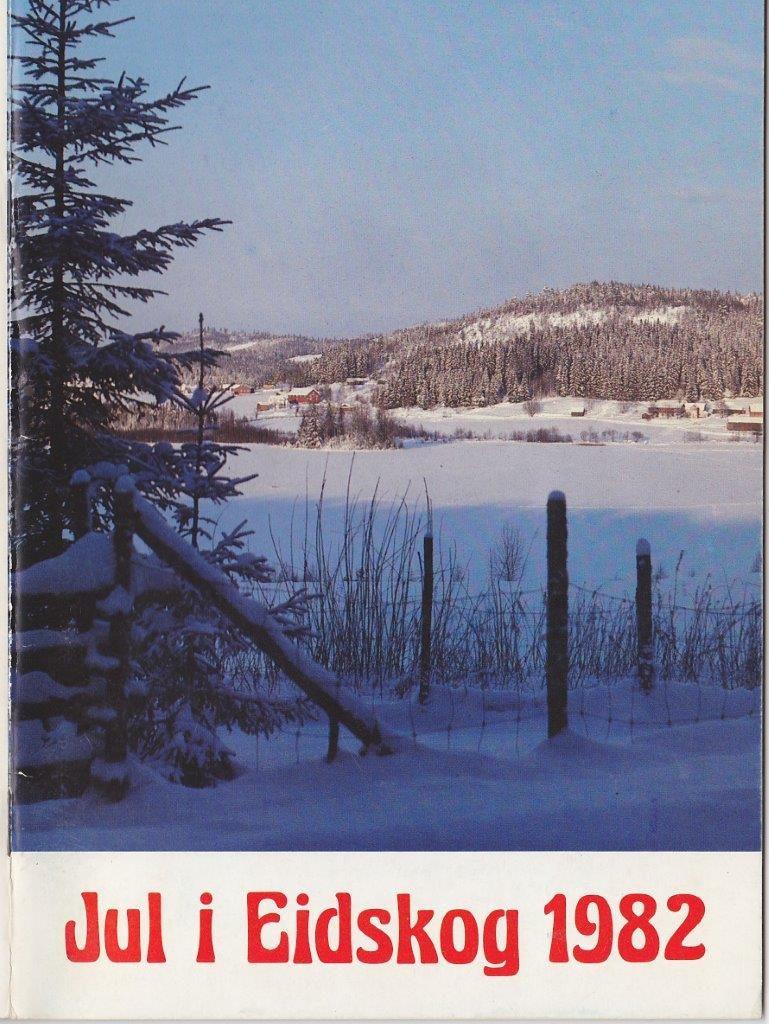 Forside: Fra Finsrud. Foto Sverre Eier.