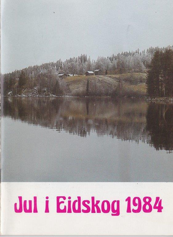 Børli i førejulsvinter. Foto: Sverre Eier.
