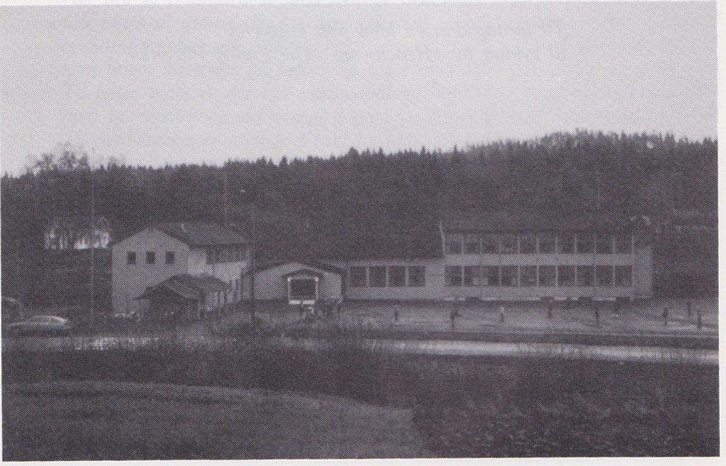 Vestmarka samfunnshus