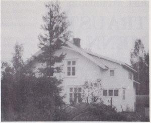 Vestmarka bedehus 1910 -1985